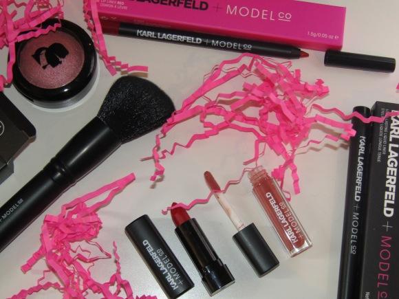 Model CO x Karl Lagerfeld Baked Blush by Model Co #6